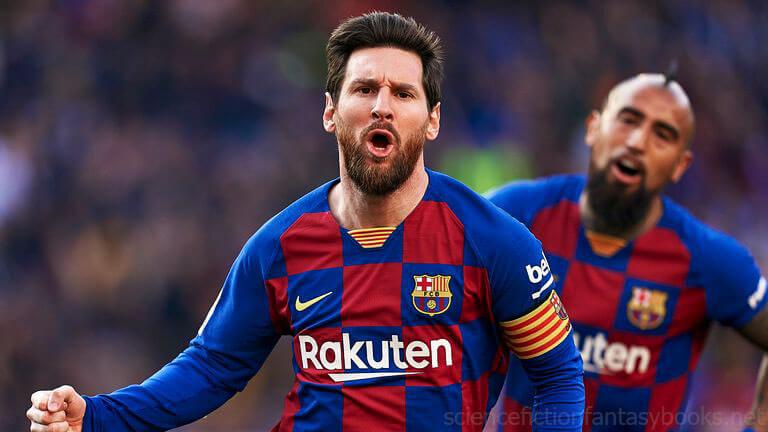 พ่อ Lionel Messi