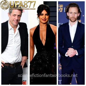 Hugh Grant, Priyanka Chopra Jonas และ Tom Hiddleston